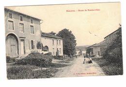 DONCIERES ROUTE DE RAMBERVILLERS ECRIS - France