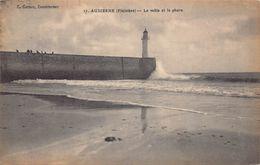 AUDIERNE  - Le Mole Et Le Phare ( Edts Carnec ) - Audierne