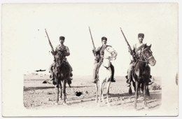 0 - B20543CPA - SYRIE - Gendarmes Syriens - Carte Photo - Très Bon état - ASIE - Syria
