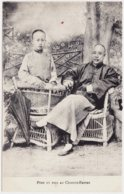 0 - B20447CPA - CHINE - Pere Et Fils Au Celeste Empire - Parfait état - ASIE - Chine