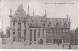 Bruges - Le Gouvernement Et La Poste - Brugge