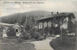1909 -  MOSING KRNOV  , Gute Zustand, 2 Scan - Tchéquie