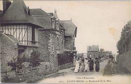 35 - Saint-Briac-sur-Mer (Ille-et-Vilaine) - Boulevard De La Mer - Saint-Briac