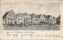 1900 - BRUNTAL  Freudenthal , Gute Zustand, 2 Scan - Tchéquie