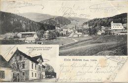 1900/05 - MALA MORAVKA  Okres BRUNTAL  Freudenthal , Gute Zustand, 2 Scan - Tsjechië