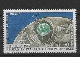1962 MH TAAF Mi 27 - Neufs