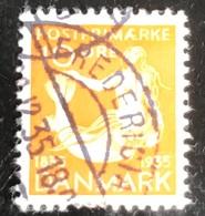 Danmark - D1/15 - 1935 - (°)used - Sprookjes Andersen - Frederica - 1913-47 (Christian X)