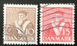 Danmark - D1/15 - 1935 - (°)used - Reformatie 1536-1936 - 1913-47 (Christian X)