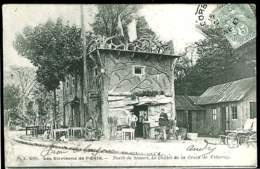 91 - T2369CPA - FORET DE SENART - VILLEROY - Le Chalet De La Croix De Villeroy - Bon état - ESSONNE - Non Classés