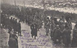 CARTE ALLEMANDE - GUERRE 14-18 - PRISONNIERS RUSSES - Guerre 1914-18