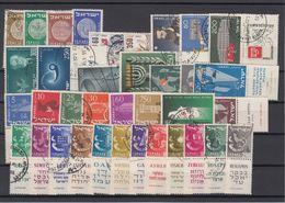 Israel 1954 And 1955 - Lot Used - Israël
