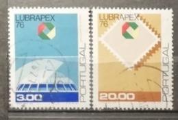 Portugal 1976 / Yvert N°1310-1311 / Used - 1910-... Republik