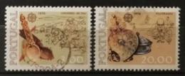 Portugal 1976 / Yvert N°1291-1292 / Used - 1910-... Republik