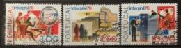Portugal 1976 / Yvert N°1293-1295 / Used - 1910-... Republik