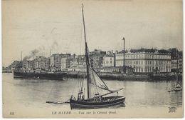 76 ( Seine Maritime ) - LE HAVRE - Vue Sur Le Grand Quai - Le Havre