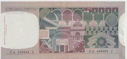 ITALY P. 107b 50000 L 1978 VF - [ 2] 1946-… : Repubblica