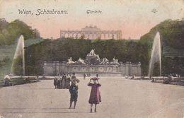 AK Wien - Schönbrunn - Gloriette  - 1914 (50831) - Château De Schönbrunn