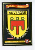 Blason.Ecusson Adhésif Autocollant. - France