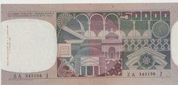 ITALY P. 107b 50000 L 1978 XF - [ 2] 1946-… : Repubblica