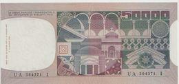 ITALY P. 107b 50000 L 1978 UNC - [ 2] 1946-… : Repubblica