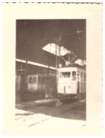GARE DE TOULON  31 DECEMBRE 1943  EN ETE A LA VALETTE - Trains