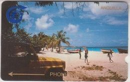 1/ Anguilla; P1. Angulla Bay, CN 1CAGB - Anguilla