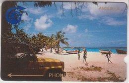 2/ Anguilla; P2. Angulla Bay, CN 1CAGC - Anguilla