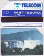4/ Argentina; Urmet, P3. Iguazu Waterfall - Argentina