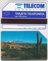 5/ Argentina; Urmet, P5. Jujuy Cactus - Argentina