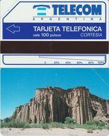 6/ Argentina, Urmet; Complimentary, Talampaya, Issue: 3.000 - Argentine