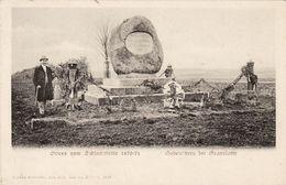 Gravelotte - Gedenkstein 2 Cp - 1870 - France
