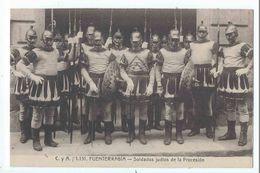 FUENTERRABIA : Soldados Judios De La Procesion - Edicion Castaneira Y Alvarez N°1.151 - Other