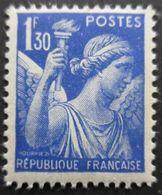 FRANCE Type Iris N°434 Neuf ** - 1939-44 Iris