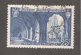 Perforé/perfin/lochung France No 842 P.L. Panhard Et Levassor - France