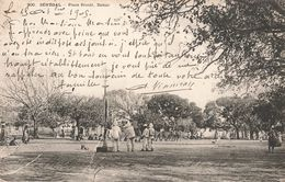 Sénégal Dakar Place Protet  1904 - Senegal