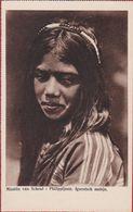 Native Girl Igorot Fille Indigene Philippines Philippinen Filipinas Tribe Ethnic Missionary Mission Missie Van Scheut - Philippines