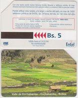 35/ Bolivia; P12. Cochabamba, Bs.5 - Bolivie