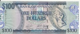 GUYANE 100 DOLLARS ND2018 UNC P 36 E - Guyana