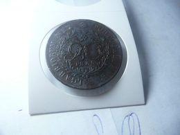 Açores 20 Reis 1865 Rare Etat 2020 - Azores