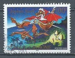 Nouvelle-Calédonie YT N°860 Joyeux Noel Oblitéré ° - Nouvelle-Calédonie