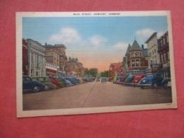 - Main Street  Newport  Vermont >  Ref 4153 - Etats-Unis
