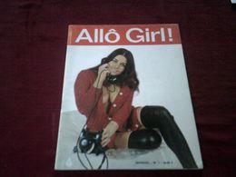 ALLO GIRL  VOL 1 - Erotic (...-1960)