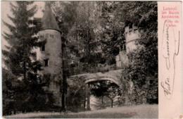 6ZH 35 CPA - LUXEUIL LES BAINS - ANCIENNE PORTE DU CHENE - Luxeuil Les Bains
