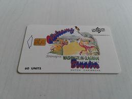 Bonaire - Nice Phonecard - Antillen (Nederlands)