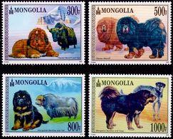 Mongolia 2015. Fauna. Animals. Dogs. Yak.  MNH - Mongolie