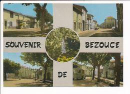 Carte ( Format 15 X 10,5 Cm ) De BEZOUCE - Sonstige Gemeinden