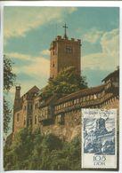 Wartburg Castle X1Maximum Card - Kastelen