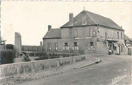 CPM -15238- 89 - Bleury - Café Bourgeois En 1962-Envoi Gratuit - France