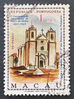 MAC5421U - V. Centenary Of Vasco Da Gama's Birth 1 Pataca Used Stamp - Macau 1969 - Macao