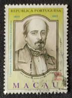 MAC5422U - 100th Anniversary Of The Overseas Administrative Reforms 90 Avos Used Stamp - Macau 1969 - Macao